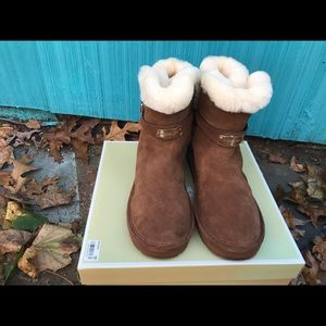 Michael Kors New in Box suede boots
